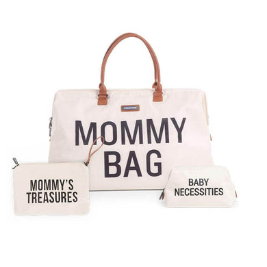 Mommy Bag Diaper Bag Bundle - Off White