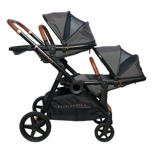 Venice Child Maverick Stroller Travel System - Twilight