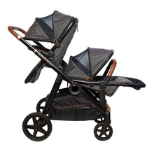 Load image into Gallery viewer, Venice Child Maverick Stroller Travel System - Twilight