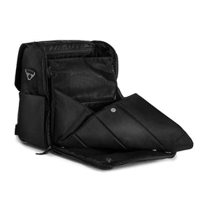 Paperclip Williow Diaper Bag - Black