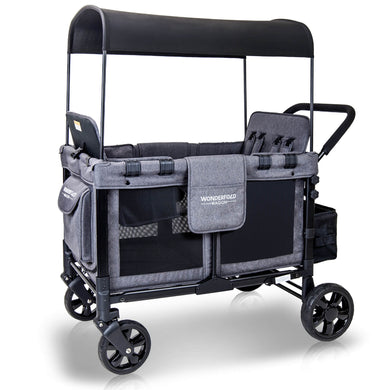 Wonderfold Wagon W4 Quad Stroller Wagon