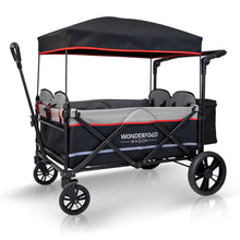 Load image into Gallery viewer, Wonderfold Wagon X4 Quad Stroller Wagon