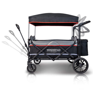 Wonderfold Wagon X4 Quad Stroller Wagon