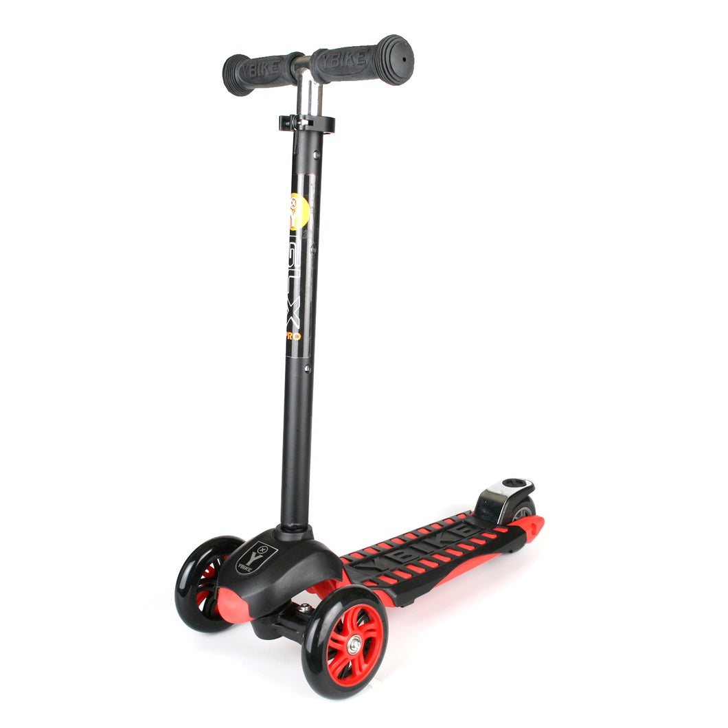 YBIKE GLX Pro 3-Wheel Kick Scooter
