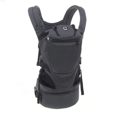 Contours Love 3-in-1 Baby Carrier - Charcoal - Posh Baby Co.