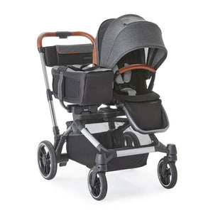 Contours Element Side by Side Convertible Stroller - Posh Baby Co.