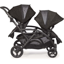 Load image into Gallery viewer, Contours Options Elite Double Stroller - Carbon - Posh Baby Co.