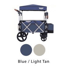 Load image into Gallery viewer, Keenz 7S Stroller Wagon Fabric Swap Package - Posh Baby Co.