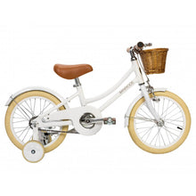 Load image into Gallery viewer, Banwood Classic Bike - White - Posh Baby Co.