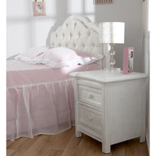 Load image into Gallery viewer, Pali Cristallo Night Stand in Vintage White - Posh Baby Co.