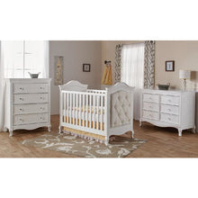 Load image into Gallery viewer, Pali Diamante Classico Crib in Vintage White - Posh Baby Co.