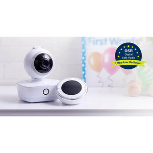 Bebcare iQ - WiFi HD Hybrid Monitor - Posh Baby Co.