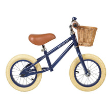 Load image into Gallery viewer, Banwood First Go Kids Balance Bike - Navy - Posh Baby Co.