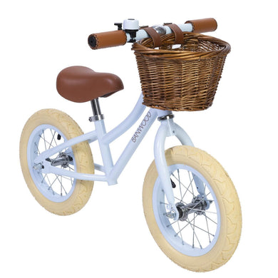 Banwood First Go Kids Balance Bike - Sky - Posh Baby Co.