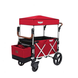 Keenz Stroller Wagon – 7S Pull/Push Wagon Stroller - Red NEW!