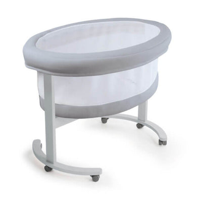 Micuna Smart Fresh Bassinet - Metallic Base - Posh Baby Co.
