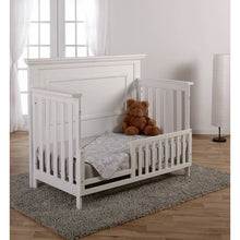 Load image into Gallery viewer, Pali Modena Toddler Rail For Forever Crib - Vintage White - Posh Baby Co.