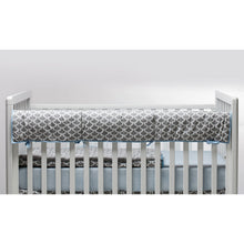 Load image into Gallery viewer, Pali Sogno 4-Piece Crib Bedding Set - Cream Sheet - Posh Baby Co.