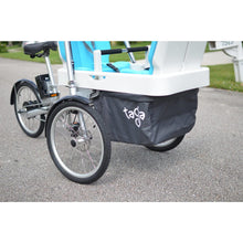 Load image into Gallery viewer, Taga 2.0 Family Cargo Bike - Duo Seater + Sun-Hoods - Posh Baby Co.