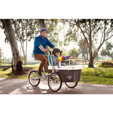 Load image into Gallery viewer, Taga 2.0 Family Cargo Bike - Basic - Posh Baby Co.