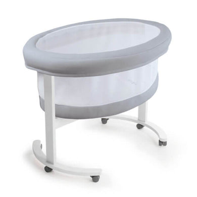 Micuna Smart Fresh Bassinet - White Base - Posh Baby Co.