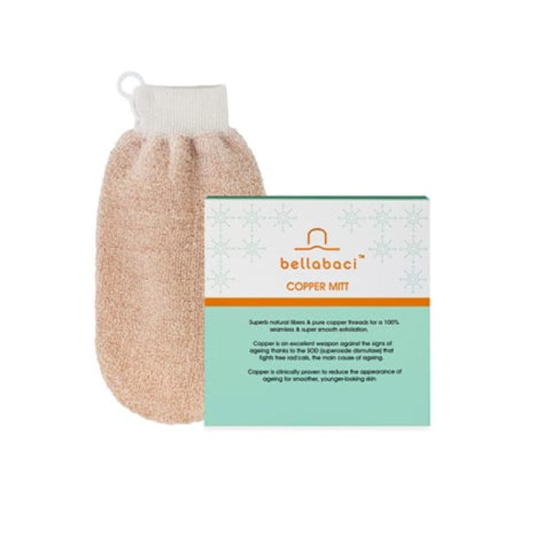 Bellabaci Copper Body Glow Mitt