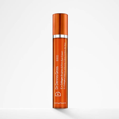 Dr. Dennis Gross C + Collagen Brighten & Firm Eye Cream