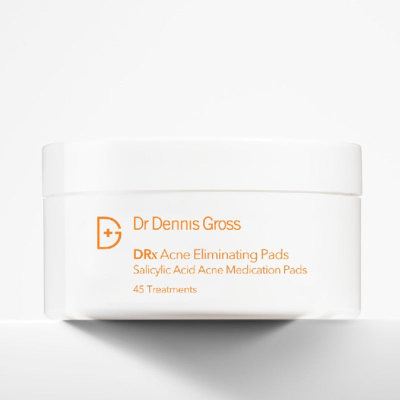 Dr Dennis Gross DRx Acne Eliminating Pads
