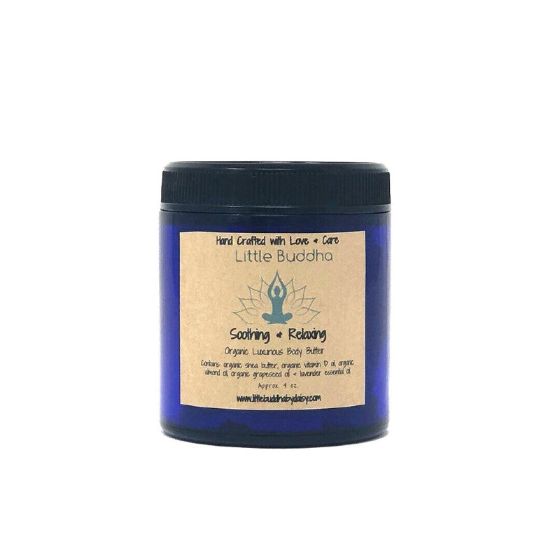 Little Buddha Organic Body Butter
