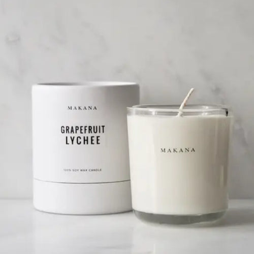 MAKANA Candles- Classic and Petite