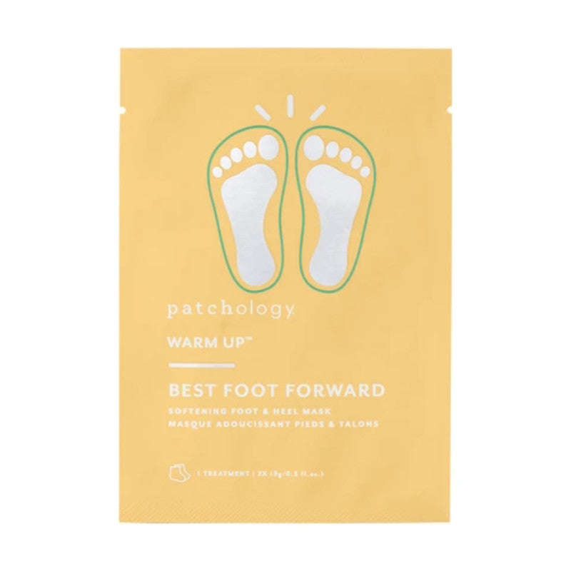 Patchology Best Foot Forward Softening Foot & Heel Mask