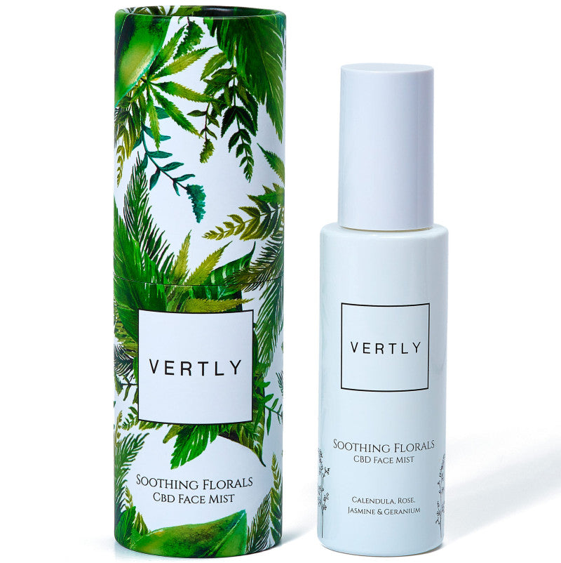 Vertly Soothing Floral Face Mist