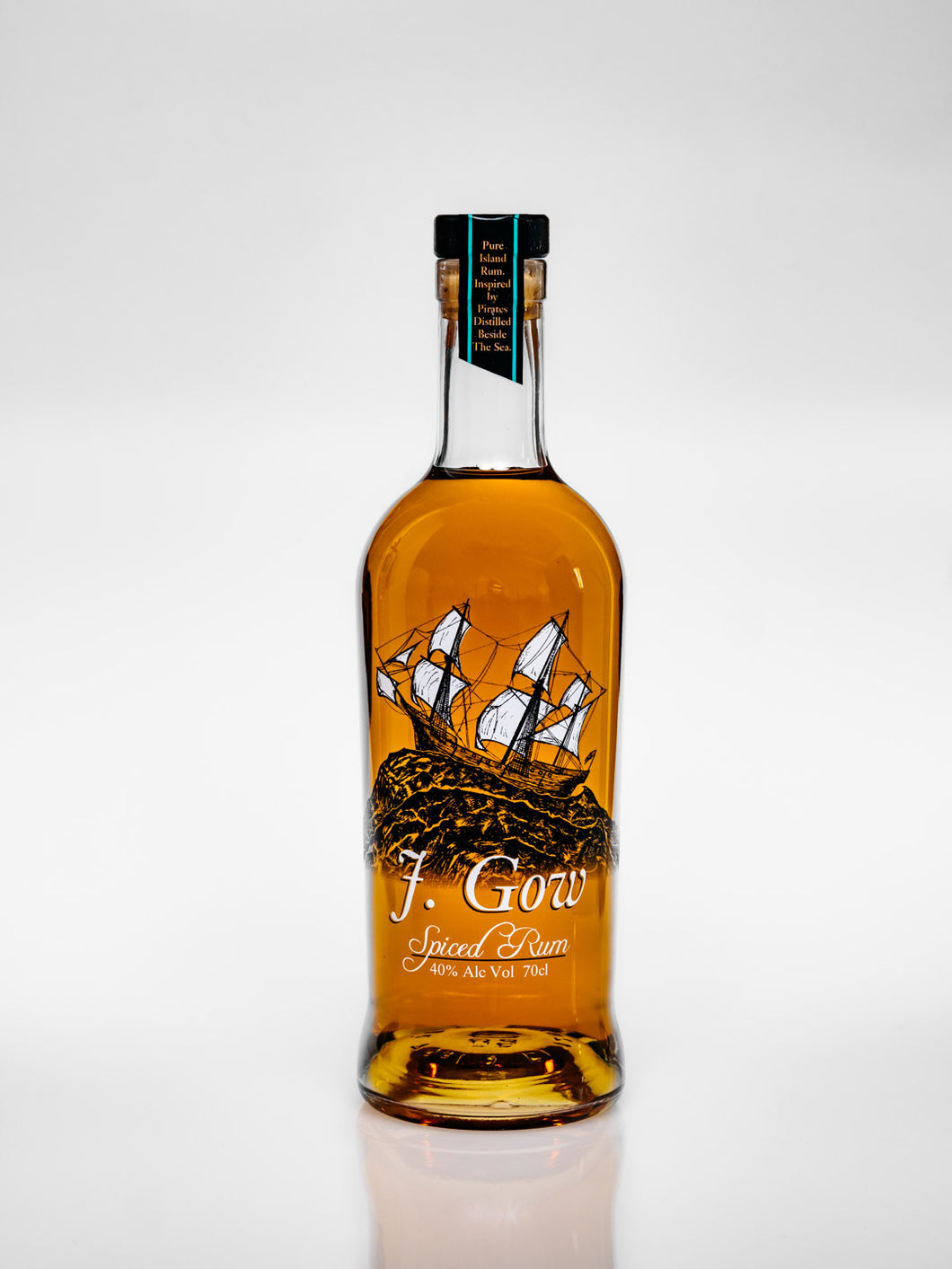 J Gow Spiced Rum