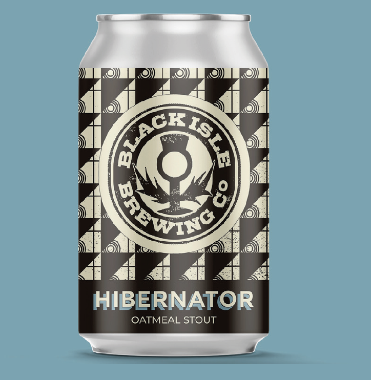 Black Isle Hibernator 330ml can