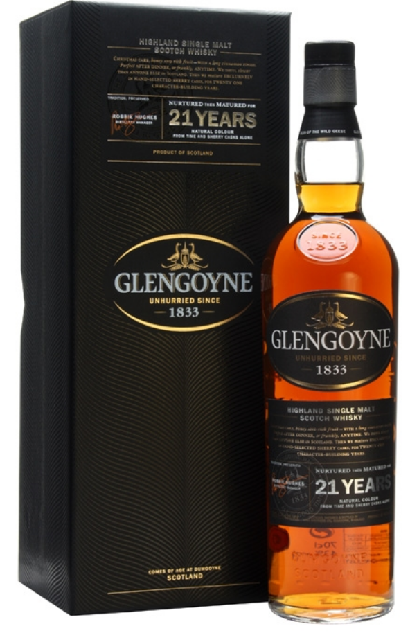 Glengoyne 21 Year Old