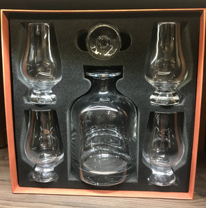 Glencairn Crystal Decanter Set