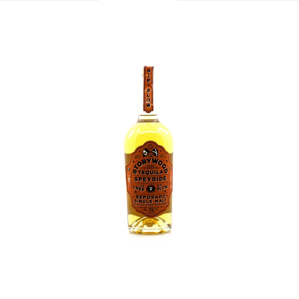 Storywood Tequila - Speyside 7