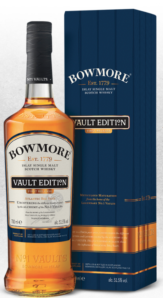 Bowmore - Vault Edition No1 Atlantic Sea Salt