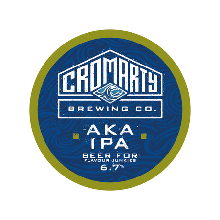 Cromarty - AKA IPA Can