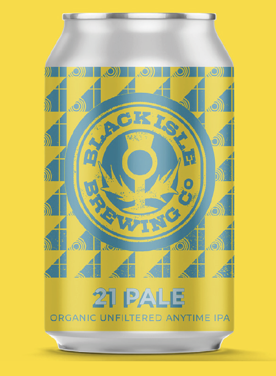 Black Isle 21 Pale 330ml can