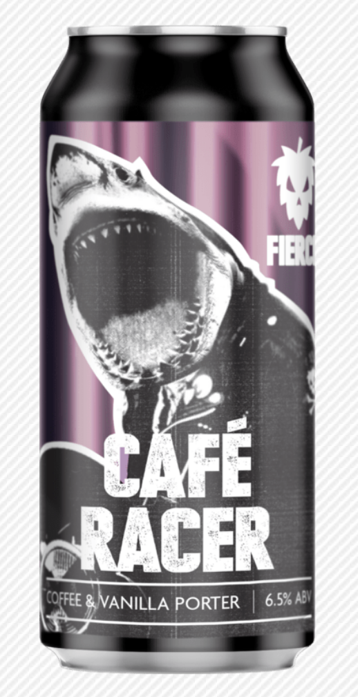 Fierce - Cafe Racer 440ml Can
