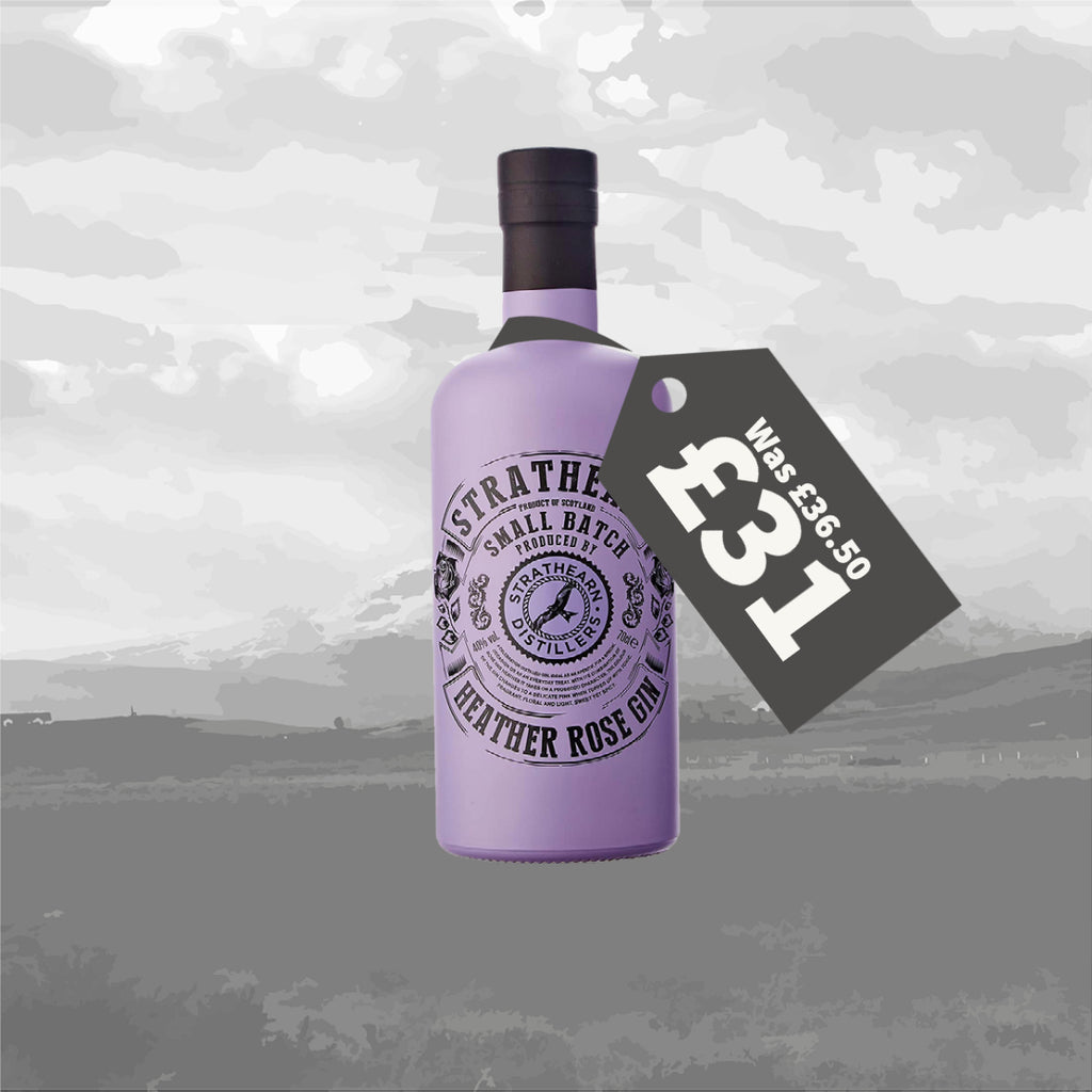 Strathearn Distillery - Heather Rose