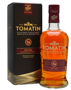 Tomatin 14yo Port Wood Finish 46%