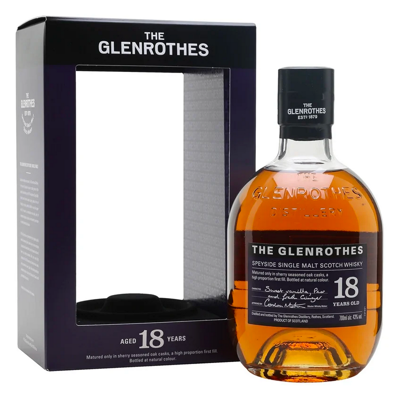 Glenrothes 18 Year Old