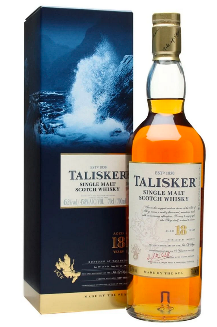 Talisker 18 Year Old