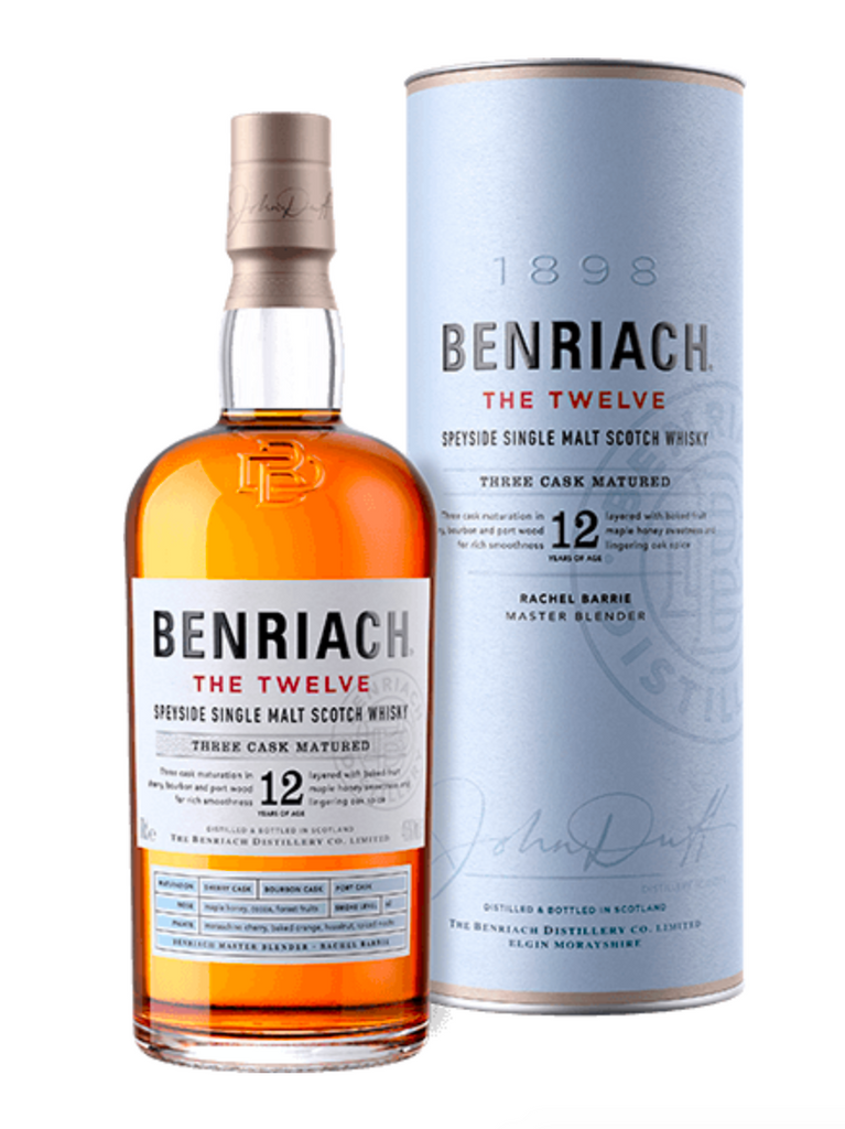 BenRiach The 12