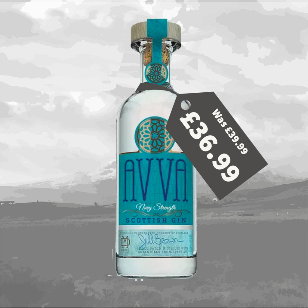 Avva - Scottish Gin