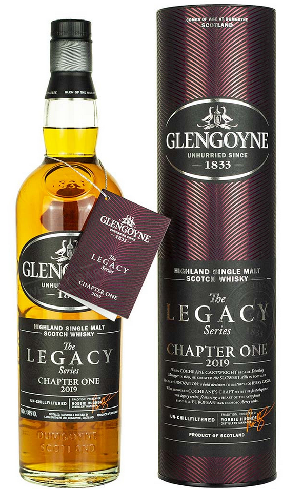 Glengoyne - The Legacy Series Chapter One