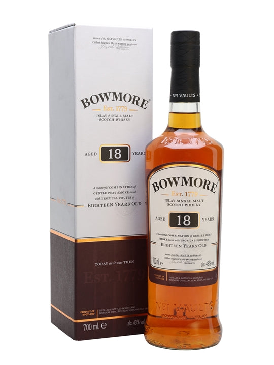 Bowmore 18 Year