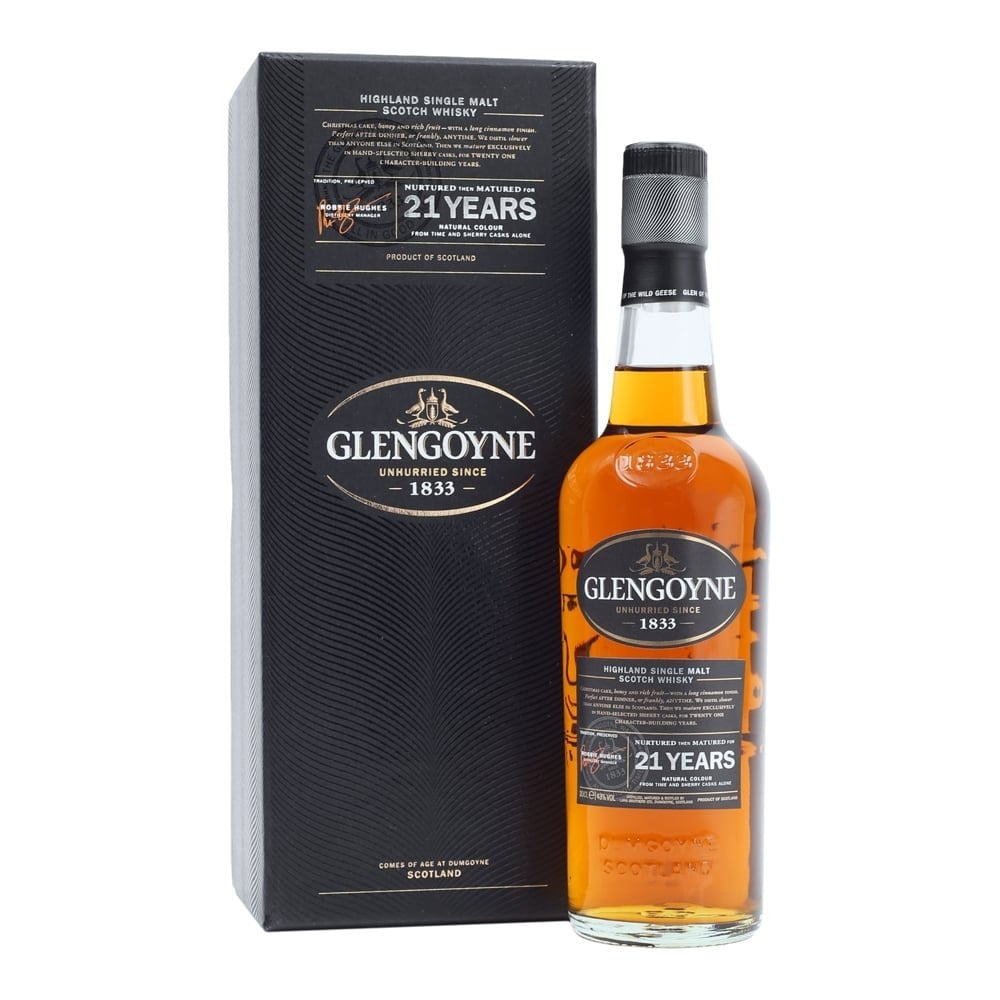 Glengoyne 21 Year Old 20cl